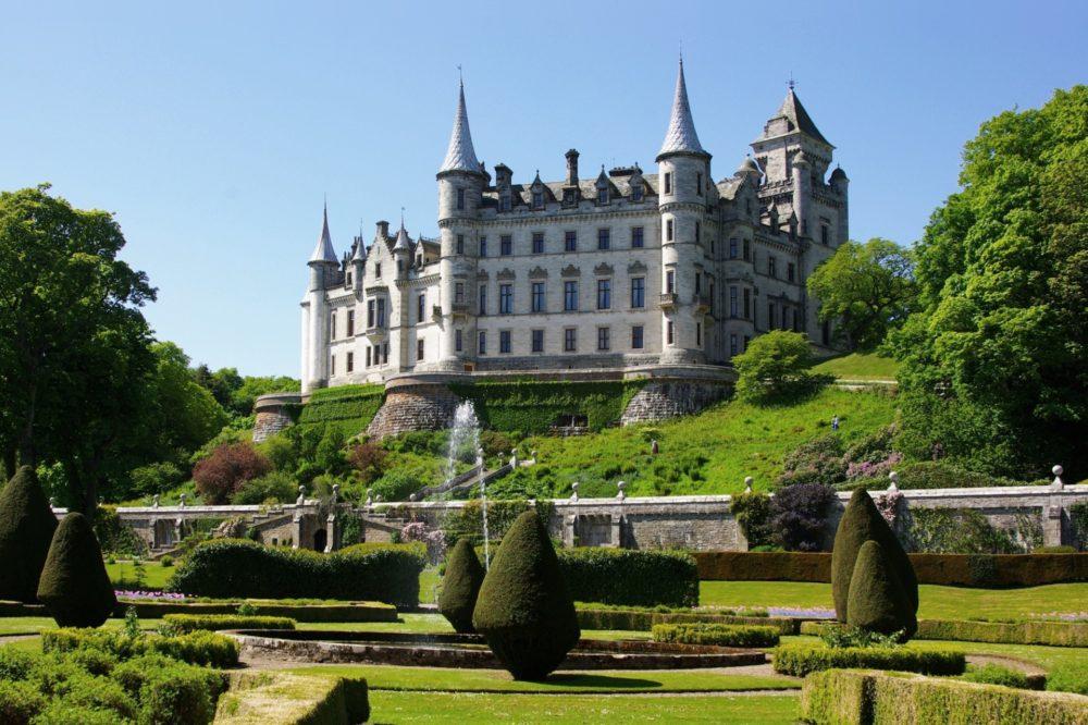 Dunrobin Castle Highlands