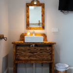 Bespoke sink stand